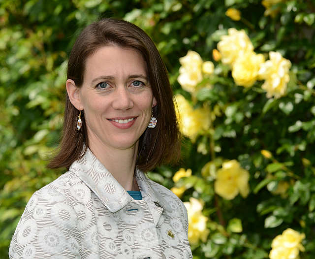 Countess Bettina Bernadotte, Managing Director of Mainau GmbH - Photo: Insel Mainau/Peter Allgaier